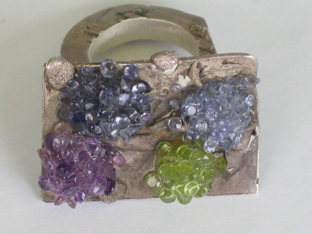 Karl Fritsch, ring. Foto met dank aan M.O.©