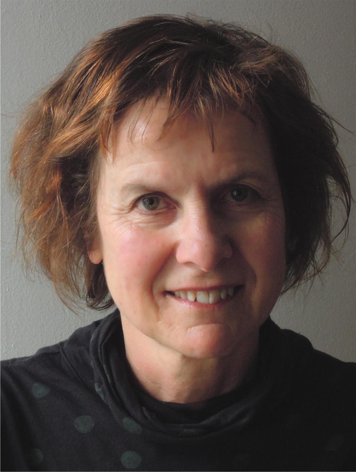 Maria Hees, 2012. Foto met dank aan Maria Hees©