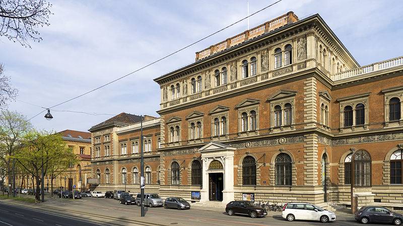 Österreichisches Museum für angewandte Kunst (MAK), Wenen. Foto met dank aan Gugerell, publiek domein.