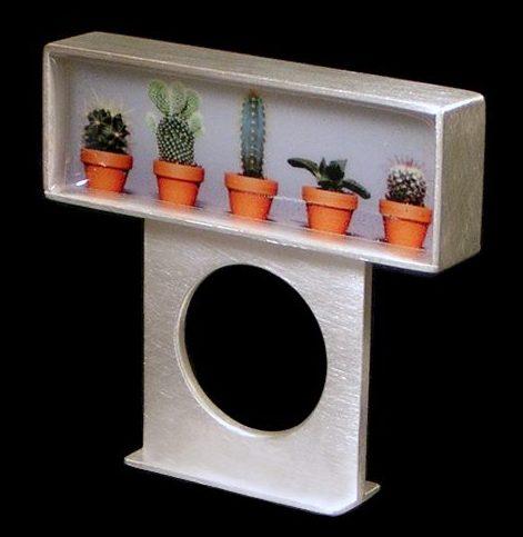 Susanne Klemm, Cactus, ring, 2003. Foto met dank aan Susanne Klemm©