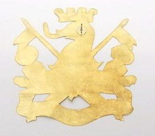 Richard Elenbaas, Distinction, pin, 2013. Foto met dank aan Stichting Françoise van den Bosch©