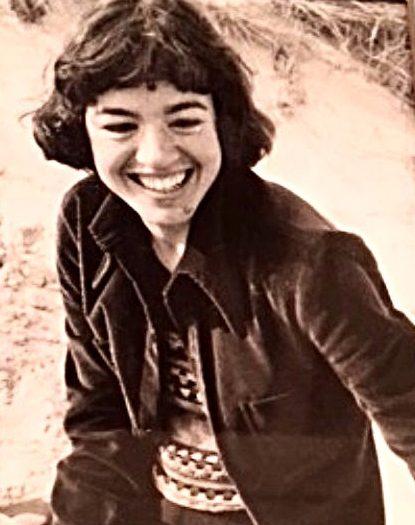 Françoise van den Bosch. Foto met dank aan Stichting Françoise van den Bosch©