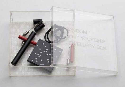 Hans Appenzeller, Random Do-It-Yourself-Jewellery-Box, 1979. Foto met dank aan SMS©