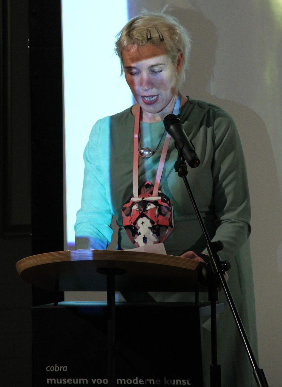 Lisa Walker. Foto met dank aan Stichting Françoise van den Bosch©
