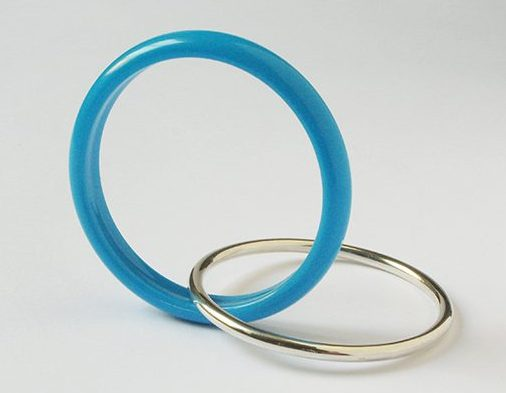Marc Monzó, Hoops bracelet, armband. Foto met dank aan Gallery Funaki©