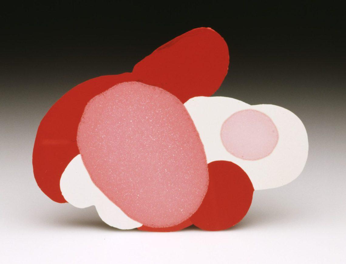 Sally Marsland, Flat Colour, broche, 2000-2001. Foto met dank aan Stichting Françoise van den Bosch©