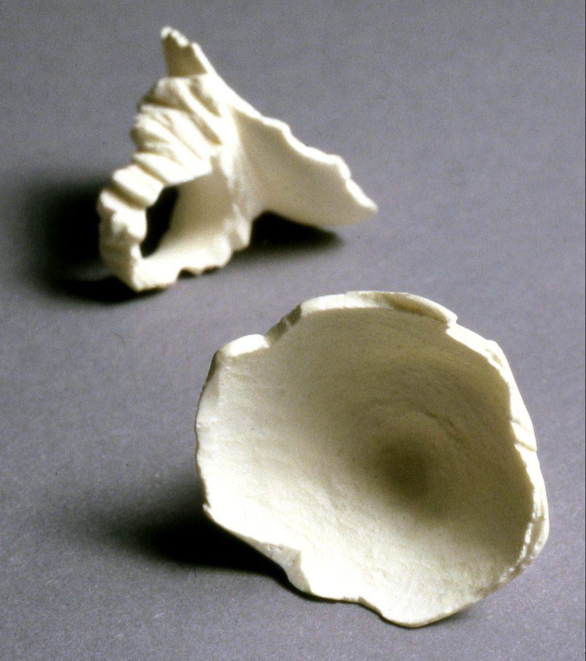 Susanne Klemm, Nipple ring, ring, 1998. Foto met dank aan Susanne Klemm©