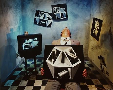 Paul de Nooijer, kleurenfoto, 1990. Foto met dank aan Stichting Françoise van den Bosch©
