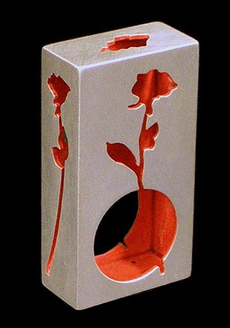 Susanne Klemm, Sleeping Beauty, Red Rose, 2003. Foto met dank aan Susanne Klemm©