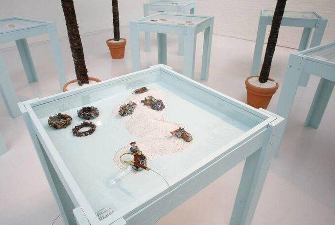 Betsy King, Summer Camp: Keuze uit de SM's collectie Amerikaanse sieraden, 2007. Foto met dank aan SMS©