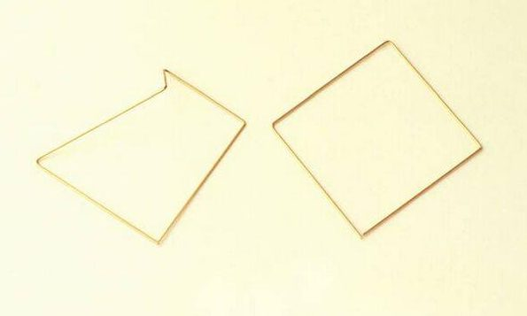 Marijke de Goey, Squares, armbanden, 1994, chp...?. Foto met dank aan SMS©