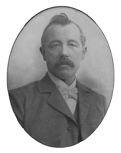 Jakob Bengel, circa 1875. Foto met dank aan Frank C. Müller, CC BY-SA 3.0