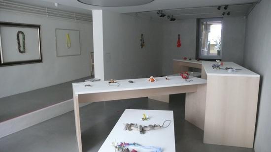 Lisa Walker in Gallery S O, Solothurn, 2008. Foto met dank aan Gallery S O©