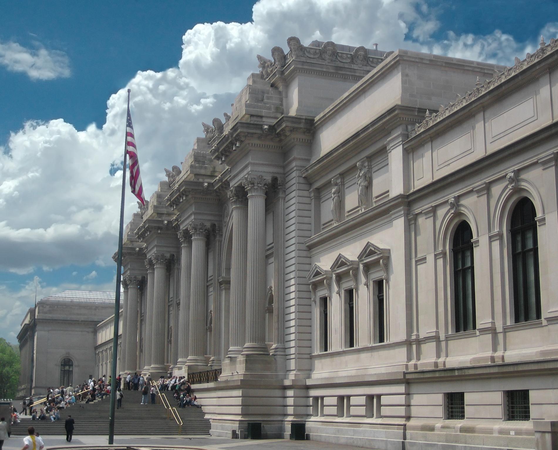 Metropolitan Museum of Art, 2007. Foto met dank aan Arad