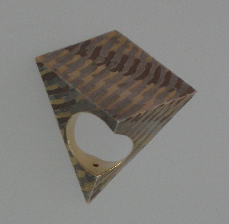 Francesco Pavan, ring, 1994. Collectie Bollmann. Foto Esther Doornbusch, september 2017, CC BY 4.0