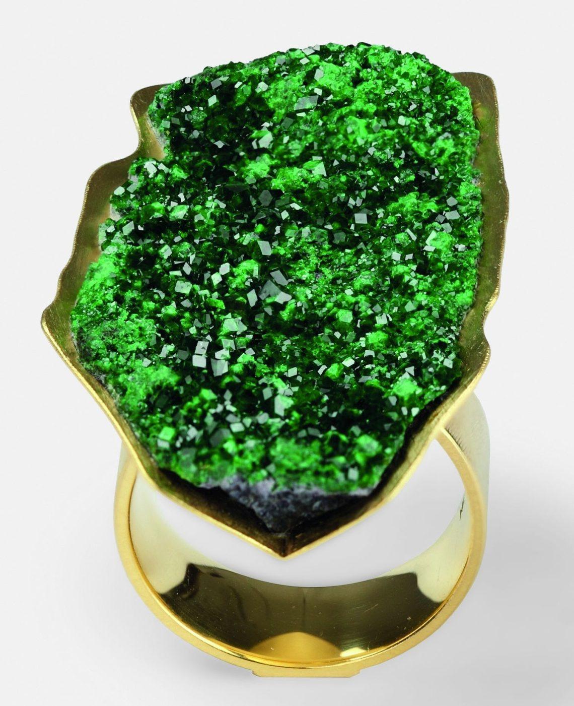 Michael Becker, ring. Foto met dank aan Galerie Slavik©