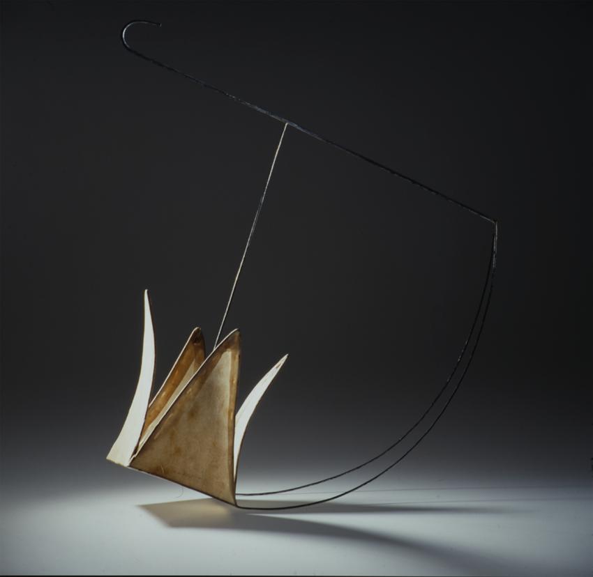 Iene Ambar, Spring Breeze, sculptuur, 1991. Foto met dank aan Iene Ambar©
