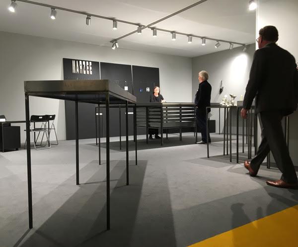 Galerie Marzee op PAN 2017. Foto met dank aan Galerie Marzee©