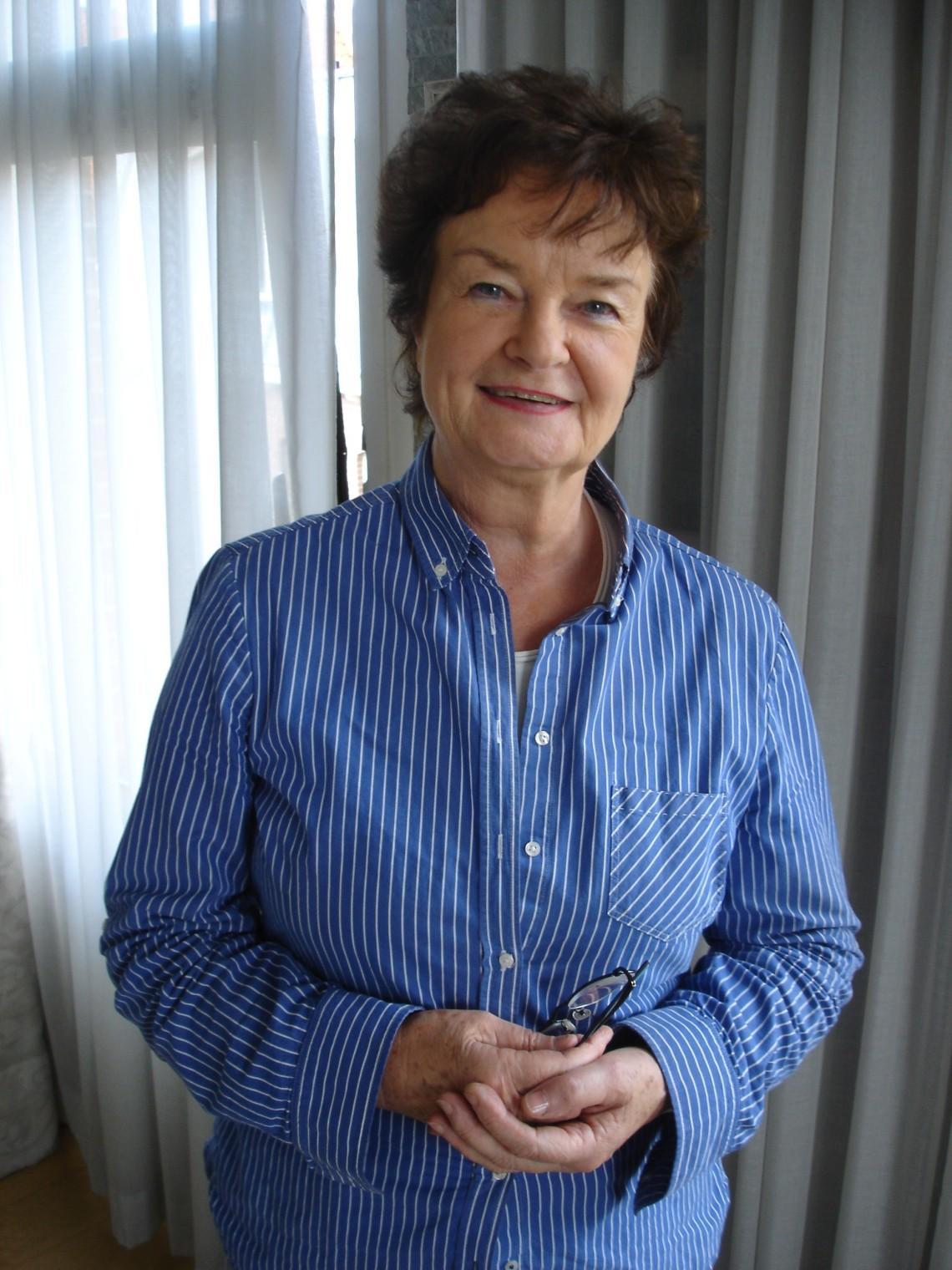 Anneke Schat. Foto met dank aan Anneke Schat©