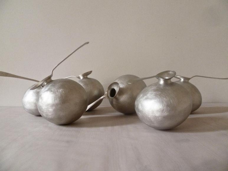 David Clarke, Blow, vessels, 2014. Foto met dank aan Ornamentum Gallery©