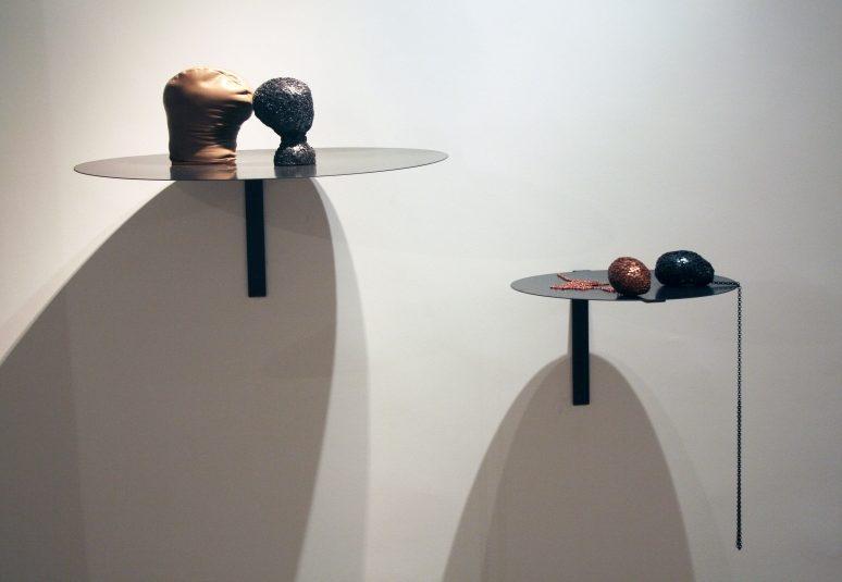 Iris Eichenberg, X, Ornamentum Gallery, 2013. Foto met dank aan Ornamentum Gallery©