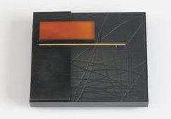 Julia Turner, broche, 2008. Collectie Villa Bengel. Foto met dank aan de Fachhochschule Trier©