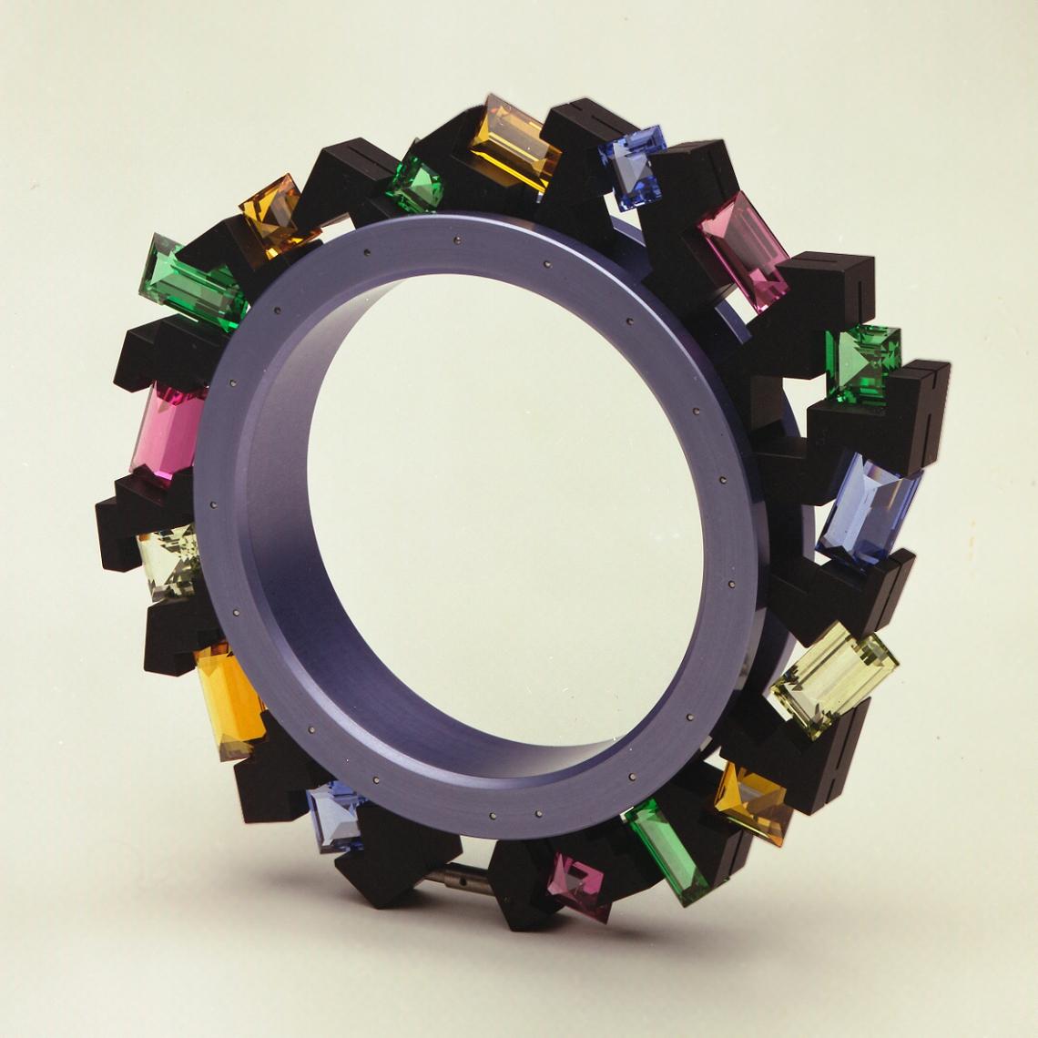 Jan Matthesius, armband, 1986. Foto met dank aan Dubbelop, Rob Glastra©