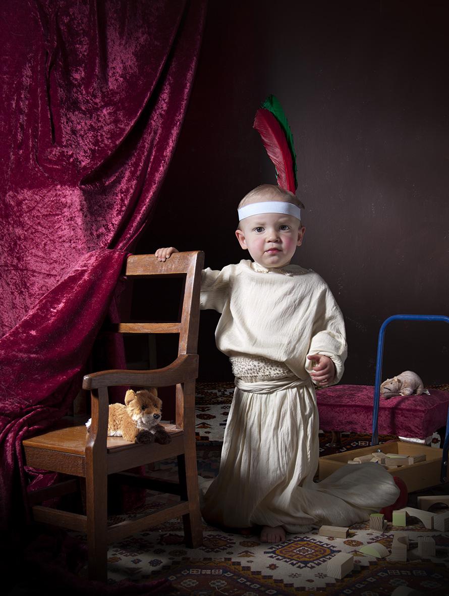 Caroline Broadhead, Prince Caspar, foto, 2011. Foto met dank aan CODA, Maisie Broadhead©