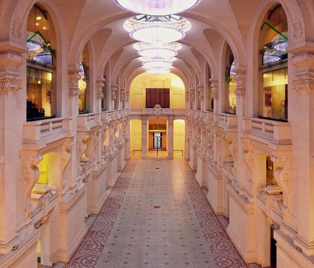Musée des Arts Décoratifs, Parijs, 2011. Foto met dank aan Telemaque MySon, CC BY-SA 3.0