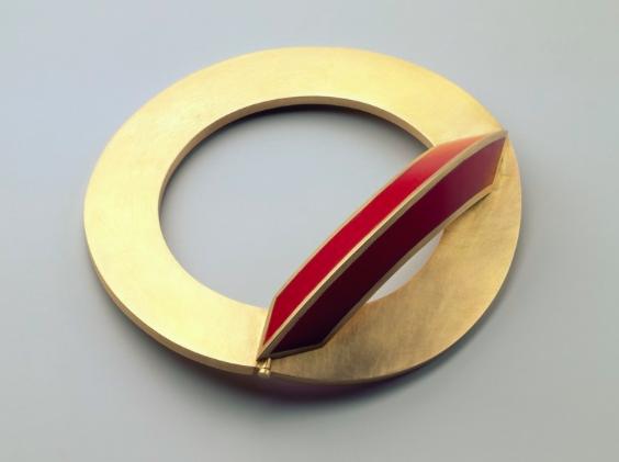Piergiuliano Reveane, Celestial Bridge, armband, 1988. Foto met dank aan Piergiuliano Reveane©