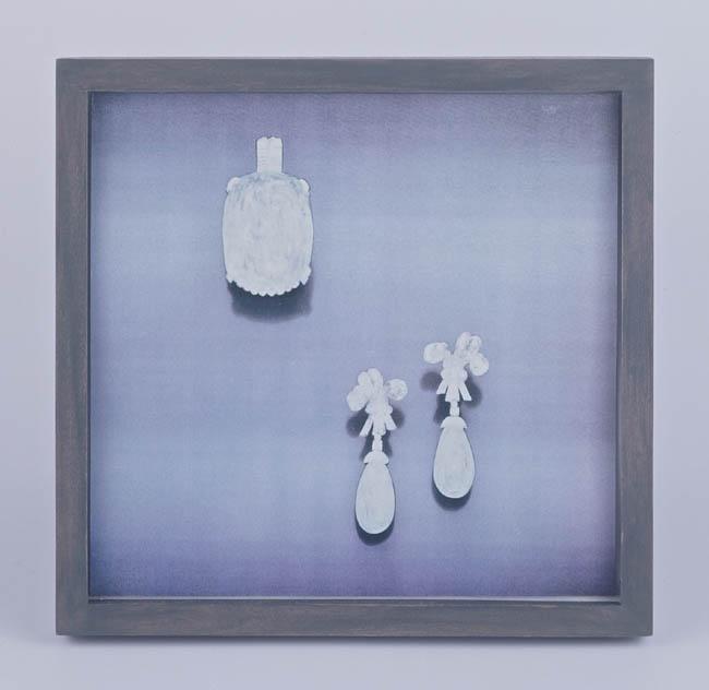 Suska Mackert, Paneltje, 1998. Foto met dank aan Galerie Spektrum©