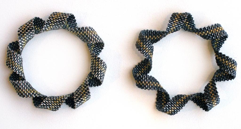 Hanne Behrens, armbanden. Courtesy Mobilia Gallery©
