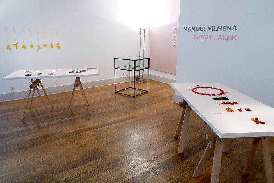Galeria Reverso, 2018. Foto met dank aan Birgit Laken©