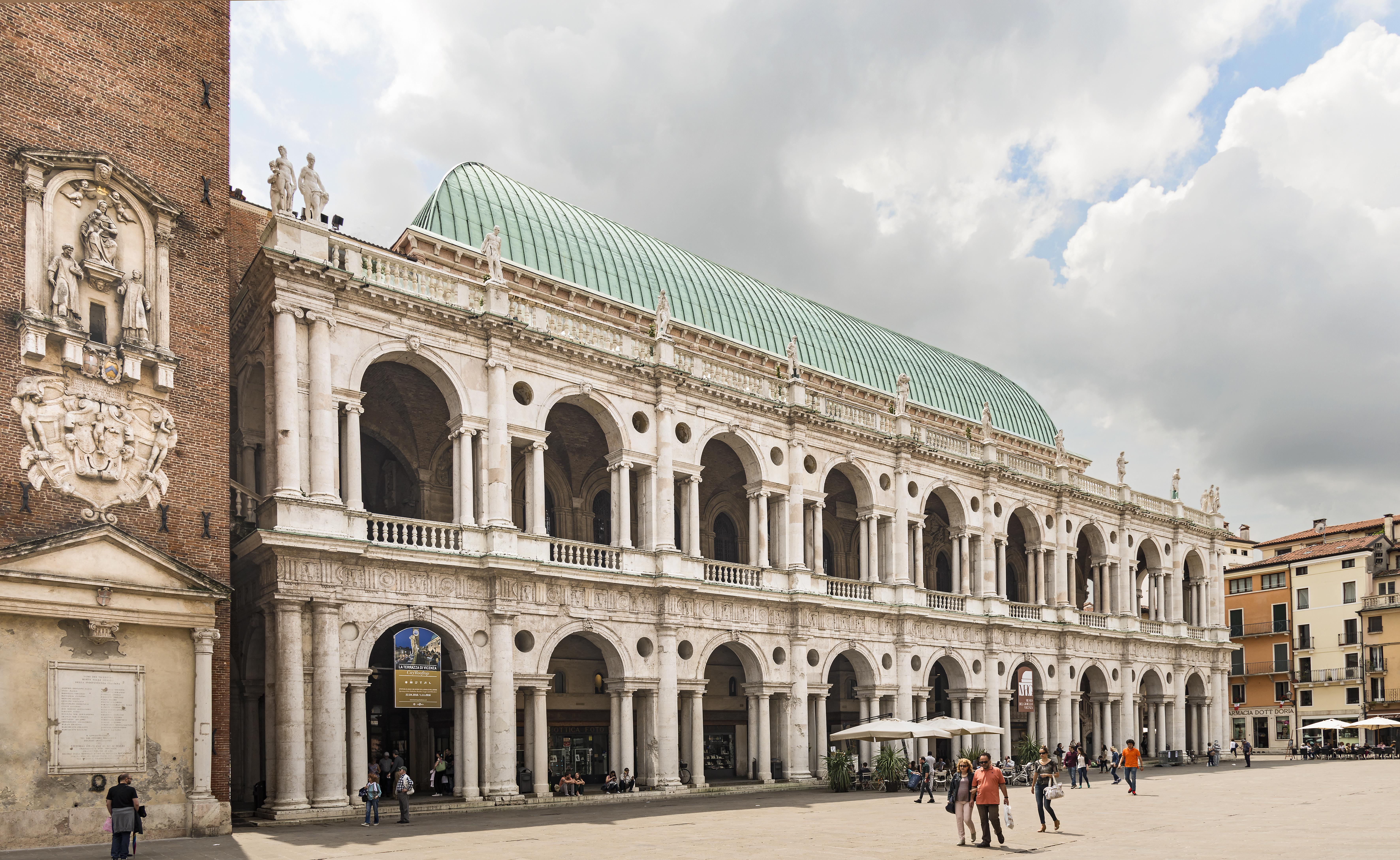 Museo del Gioiello in Basilica Palladiana, Vicenza, 2016. Foto met dank aan Didier Descouens, CC BY-SA 4.0