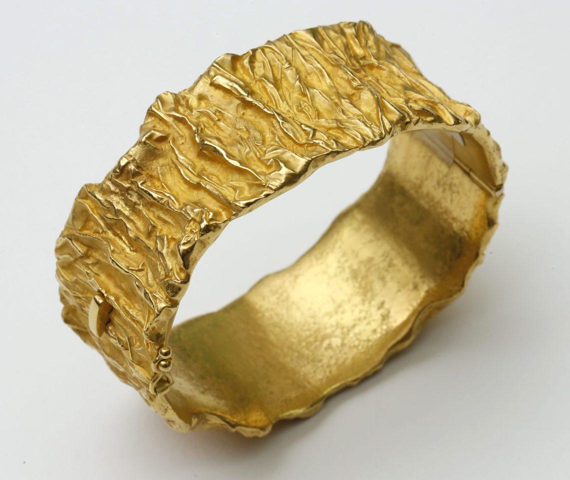 Ebbe Weiss-Weingart, armband, 1957. Foto met dank aan Deutsches Goldschmiedehaus, Uwe Dettmar©
