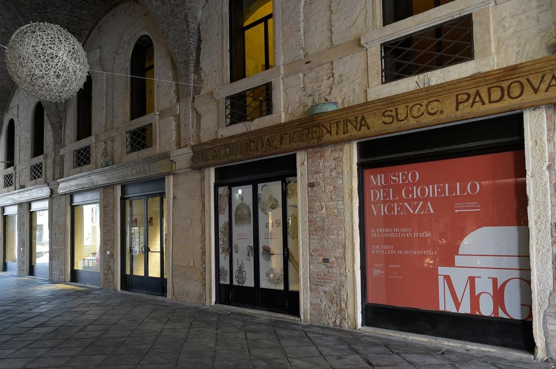 Museo del Gioiello. Foto met dank aan Museo del Gioiello©