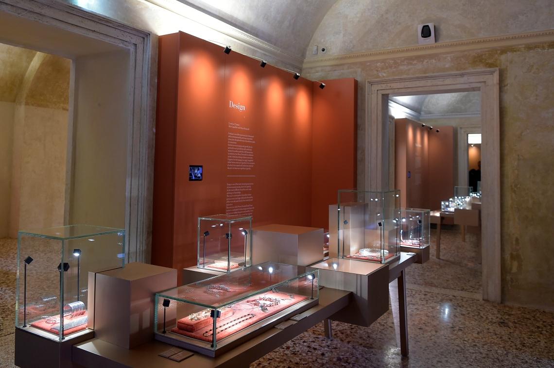 Museo del Gioiello. Foto met dank aan Museo del Gioiello, Fabio Ferrari©