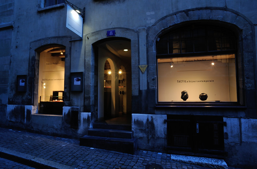 Galerie TACTILe. Foto met dank aan Galerie TACTILe©