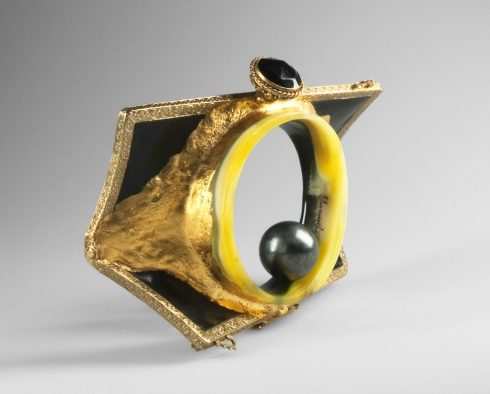 Petra Zimmermann, armband, 2012. Foto met dank aan Ornamentum Gallery©