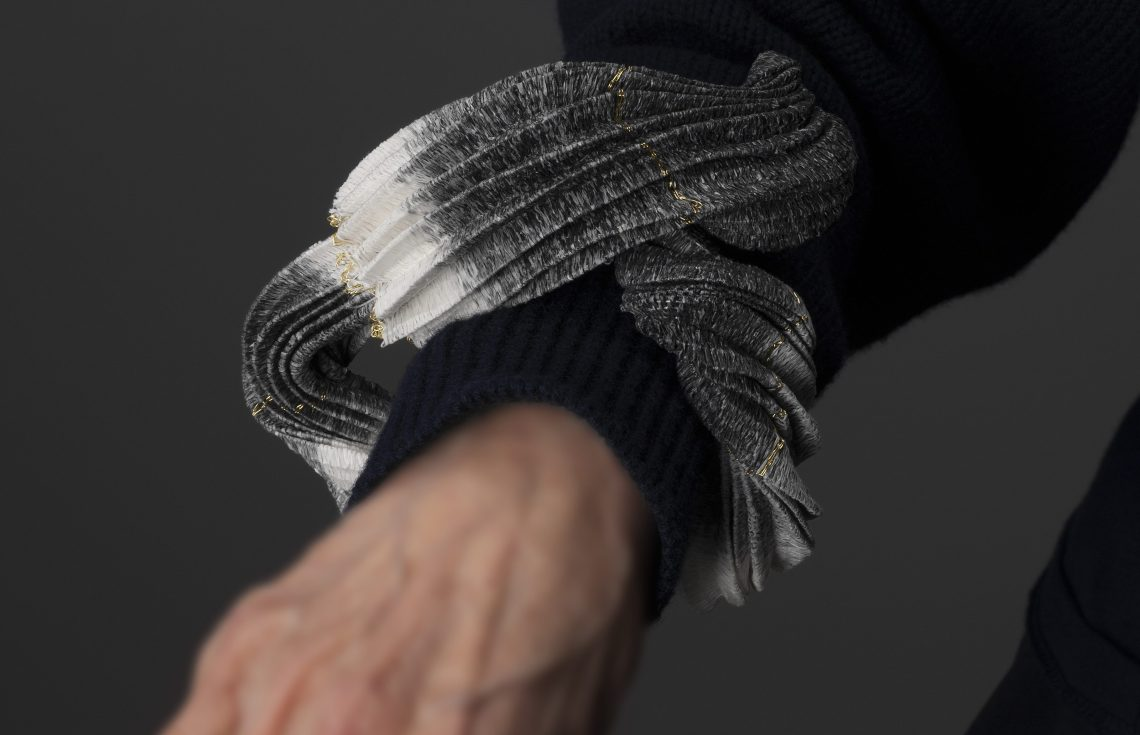 Kazumi Nagano, armband, 2018. Foto met dank aan Kazumi Nagano, Ryota Sekiguchi©