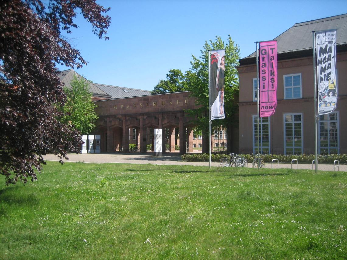 Grassimuseum. Foto Esther Doornbusch, CC BY 4.0