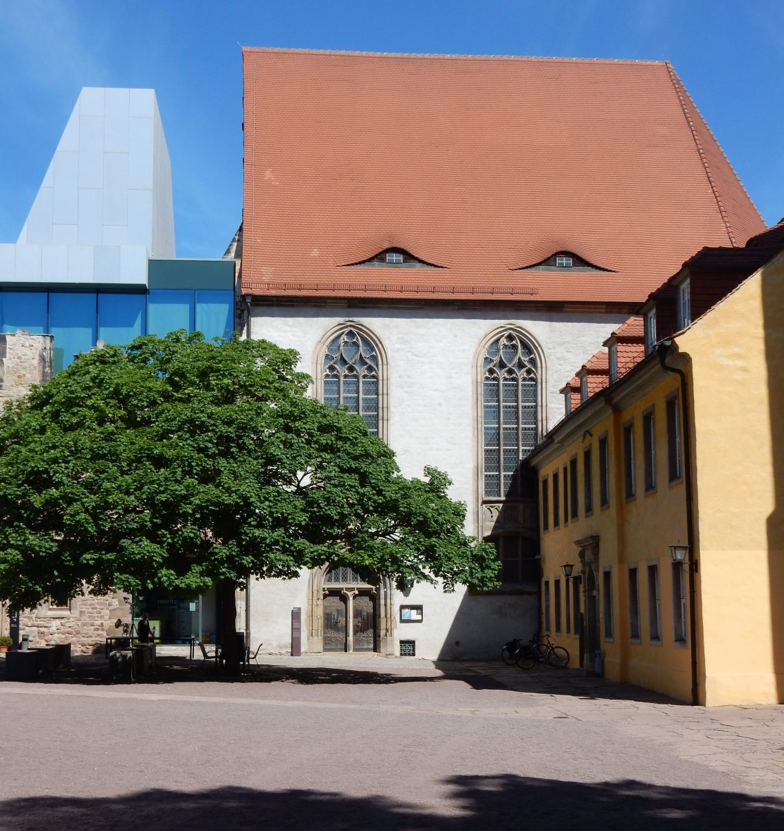 Moritzburg, Halle, 4 mei 2018. Foto met dank aan Coert Peter Krabbe©