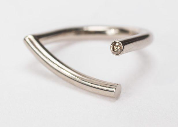 Cécile van Eeden, Bow Classic, ring. Foto met dank aan Cécile van Eeden©