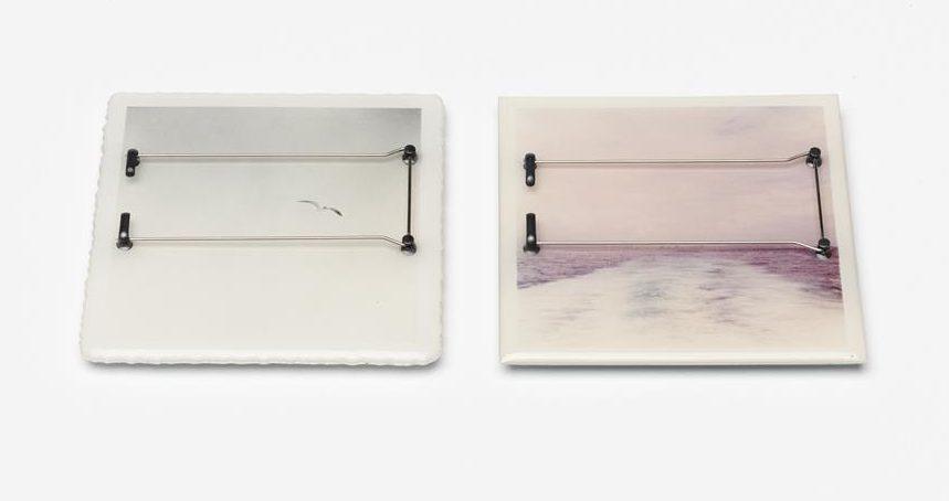 Kiko Gianocca, The Departure, broches, achterzijden. Foto met dank aan Gallery Funaki©