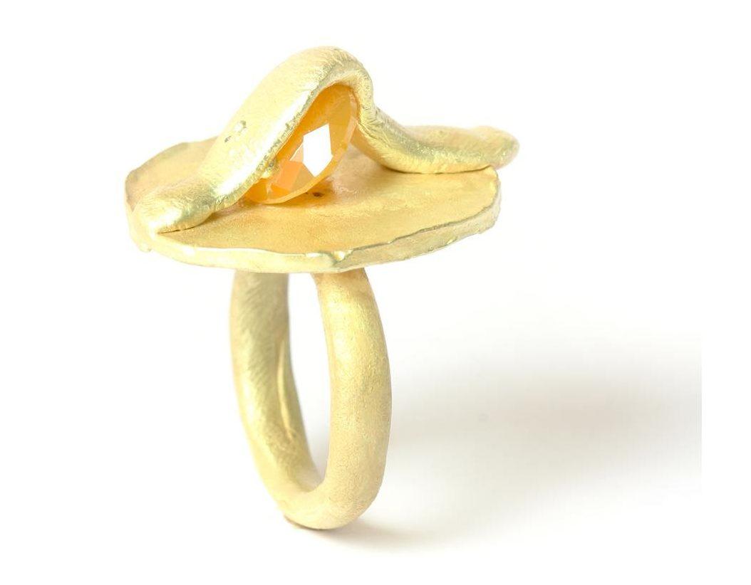 Karl Fritsch, ring, 2018. Foto met dank aan Ornamentum Gallery©