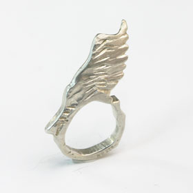 Antje Bräuer, ring. Ring Weimar. Foto met dank aan Ring Weimar©