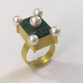 Daniel Kruger, ring. Ring Weimar. Foto met dank aan Ring Weimar©