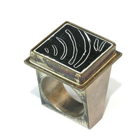 Rolf Lindner, ring. Ring Weimar. Foto met dank aan Ring Weimar©