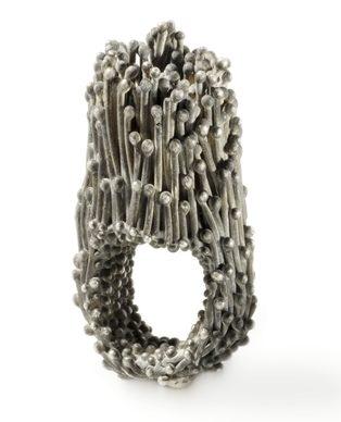 Nora Rochel, ring. Foto met dank aan Nora Rochel©