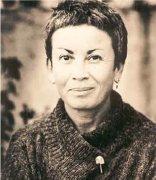 Esther Knobel. Foto met dank aan Stichting Françoise van den Bosch©